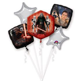 Star Wars Force Awakens Balloon Bouquet