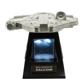 Star Wars Millennium Falcon Cake Topper (4 Pieces)