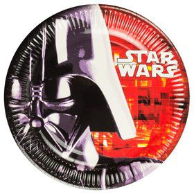 Star Wars Paper Luncheon Plates (8 Pack)