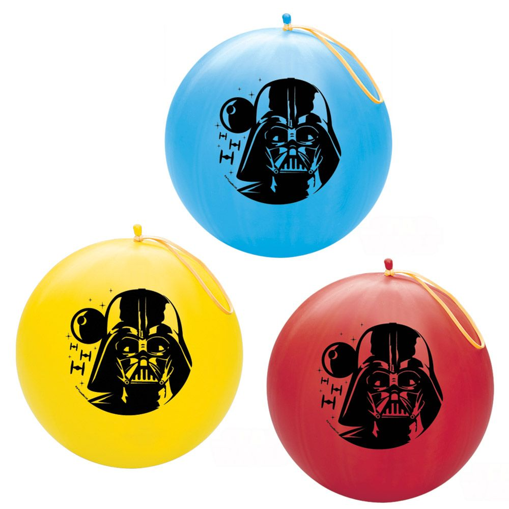 Star Wars Punch Balloon (Each) - Party Supplies BB10585