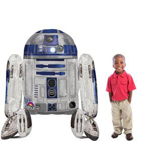 "Star Wars R2D2 83"" Airwalker Balloon (Each)"