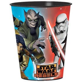 Star Wars Rebels 16oz. Favor Cup (Each)