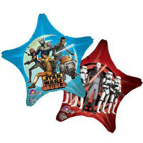 "Star Wars Rebels 28"" Star Balloon (Each)"