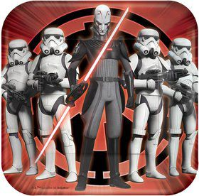 "Star Wars Rebels 7"" Cake Plates (8 Pack)"