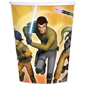 Star Wars Rebels 9oz Cups (8 Pack)