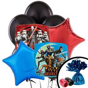 Star Wars Rebels Balloon Kit (Each)
