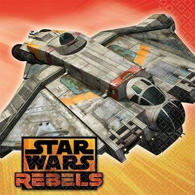Star Wars Rebels Beverage Napkins (16 Pack)