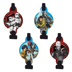 Star Wars Rebels Blowouts (8 Pack)