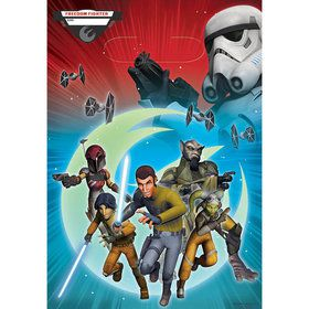Star Wars Rebels Loot Bags (8 Pack)