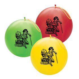 Star Wars Rebels Punch Balloon (Each)