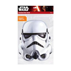Star Wars Retro Stormtrooper Facemask