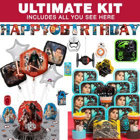 Star Wars Rogue One Ultimate Tableware Kit (Serves 8)