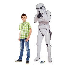 Star Wars Stormtrooper Standup - 6' Tall