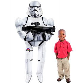 "Star Wars Strom Trooper 70"" Airwalker"