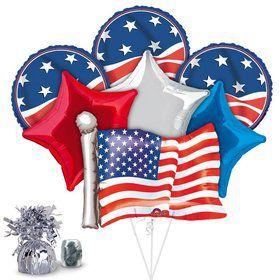 Stars and Stripes Balloon Kit (Each)