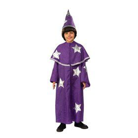 Stranger Things 3 Kids Will's Wizard Outfit Child Costume