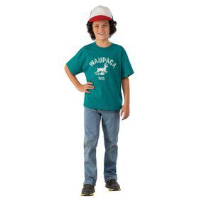 Stranger Things Kids Dustin's Waupaca T - Shirt Kit