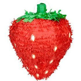 Strawberry Pinata (each)