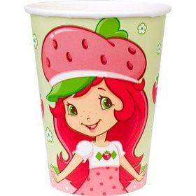 Strawberry Shortcake Cups (8-pack)