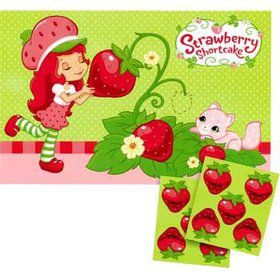 Strawberry Shortcake Game (for10 Players)