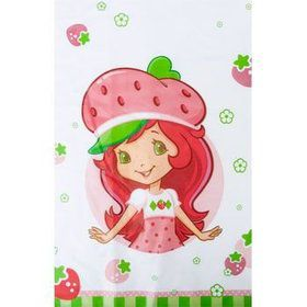 Strawberry Shortcake Table Cover (each)