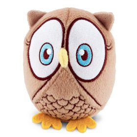 Stuffed Look Whoo's 1 Owl (4)