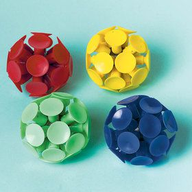 Suction Cup Balls (6 Count)
