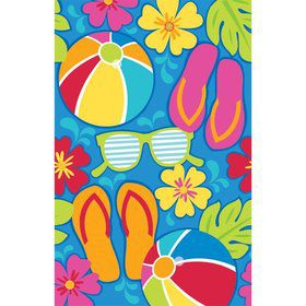 Summer Splash Table Cover (Each)