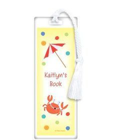 Summer Treats Personalized Bookmark (each)
