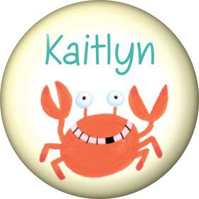Summer Treats Personalized Mini Button (Each)