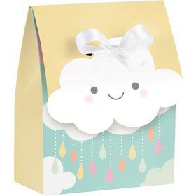 Sunshine Baby Showers Favor Bag with Ribbon (12)