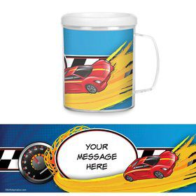 Super Charged Personalized Favor Mugs (Each)