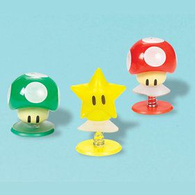 Super Mario Creature Pop-Up Favors (6 Pack)