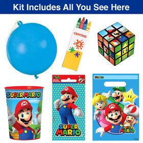 Super Mario Favor Goodie Bag