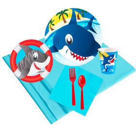 Sharks 24 Guest Party Pack