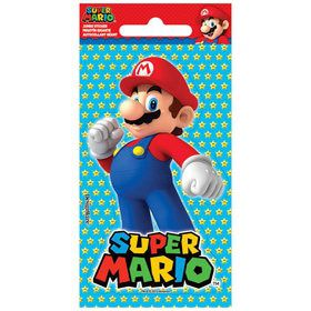 Super Mario Sticker (1)