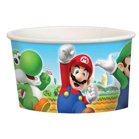 Super Mario Treat Cups (8 Pack)