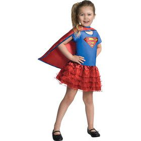 Supergirl Dress Up Set - Small