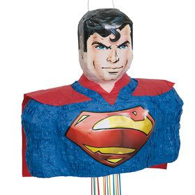 Superman 3D Pinata