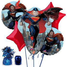 Superman Balloon Kit (Each)