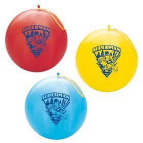 Superman Punch Balloon (Each)