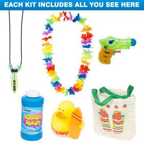 Surf Party Favor Kit (for 1 Guest)