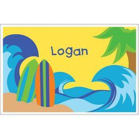 Surfer Dude Personalized Placemat (each)