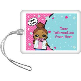 Surprise Dolls Personalized Bag Tag (Each)