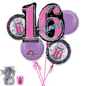 Sweet 16 Balloon Kit (Each)