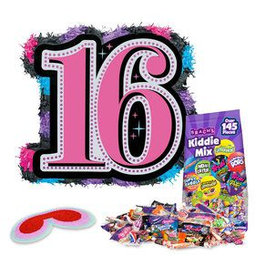 Sweet 16 Pinata Kit (Each)