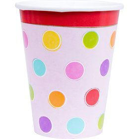 Sweet Stuff 9Oz Cups (8 Pack)