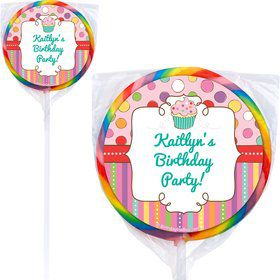 Sweet Stuff Lollipops (Pack Of 12)