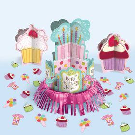 Sweet Stuff Table Decorating Kit