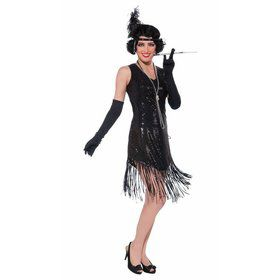 Swingin' In Sequins Costume for Women